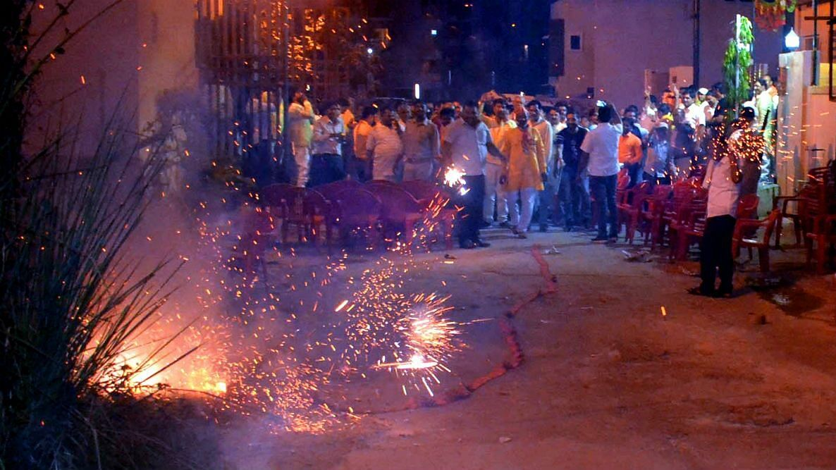 Chandigarh's AQI at 140 after ban on firecrackers