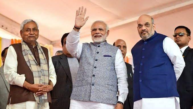 Bihar Election Results: NDA retains power in Bihar; wins absolute majority