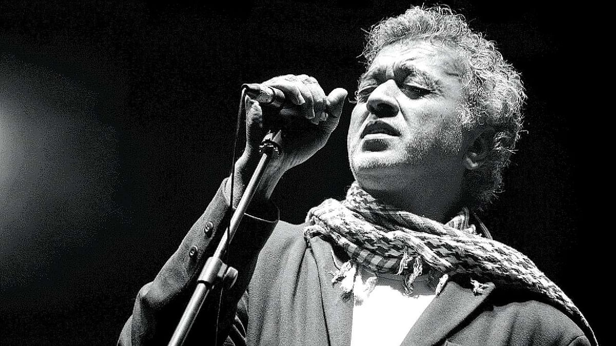 Lucky Ali mentions death while strumming his iconic song 'O sanam'