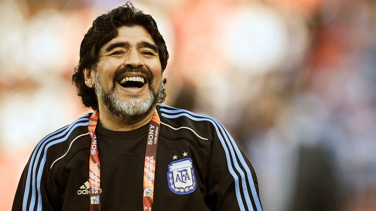 Legendary footballer Diego Maradona admitted to hospital in Argentina