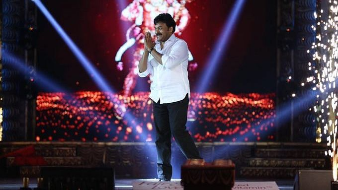 Telugu actor, politician Chiranjeevi tests positive for COVID-19