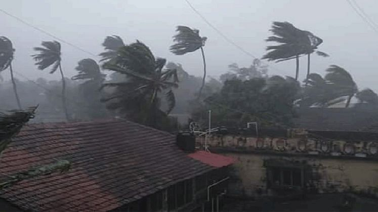 Maharashtra gets relief package of Rs 268 crore from Centre for Cyclone Nisarga