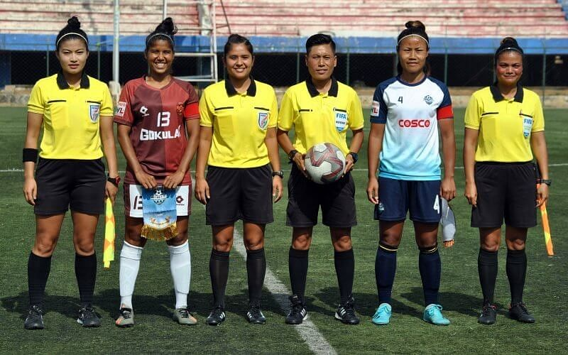 AIFF director hints women referees may soon start officiating men's I-League matches