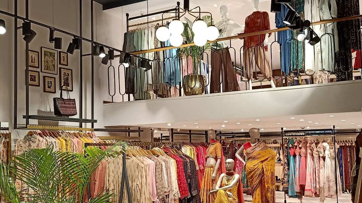 Pune: Ritu Kumar opens door to its new store at Koregaon Park