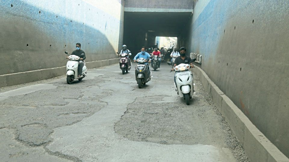 Punekars, Swargate underpass to remain shut for 40 days