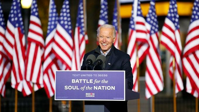 Joe Biden: I will govern as an American President