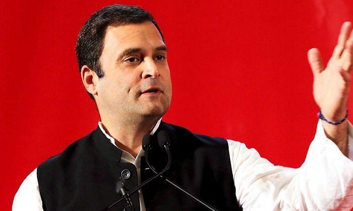 Rahul calls EVMs 'Modi Voting Machines' but says even MVMs can't stop Mahagathbandhan from winning