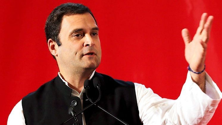Bihar elections: People of Bihar will vote for Mahagathbandhan, says Rahul Gandhi