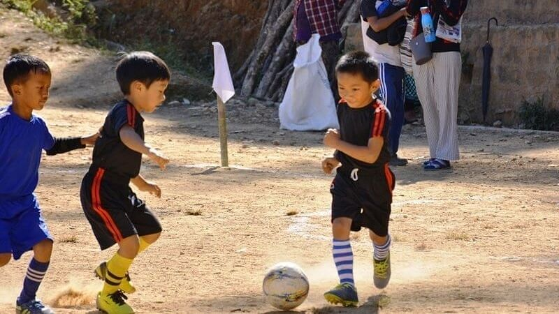 One for the future: Golden Baby League help brew footballing revolution