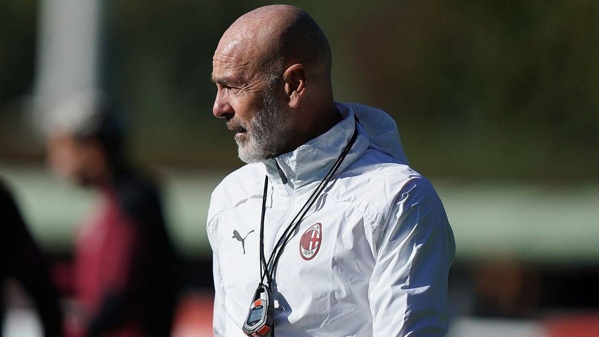 AC Milan head coach Stefano Pioli tests positive for COVID-19