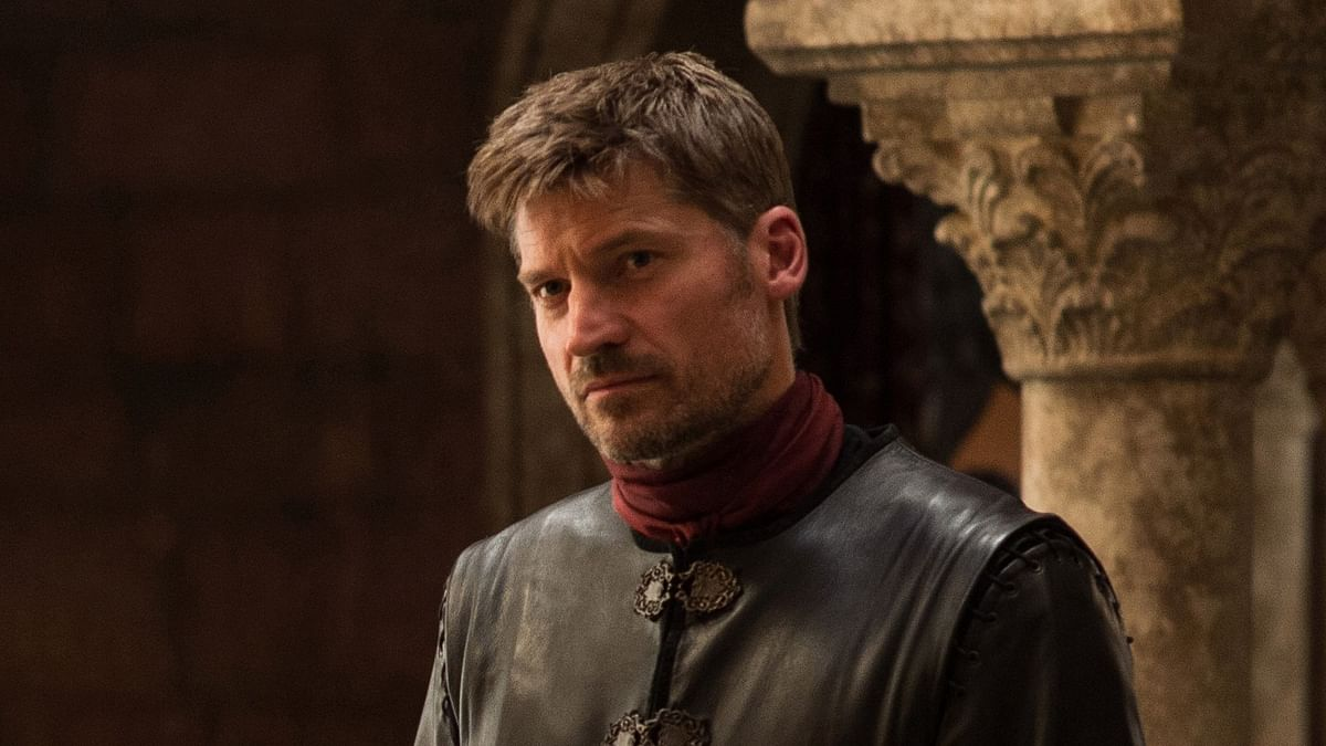 Nikolaj Coster Waldau as Jamie Lannister in Game of Thrones