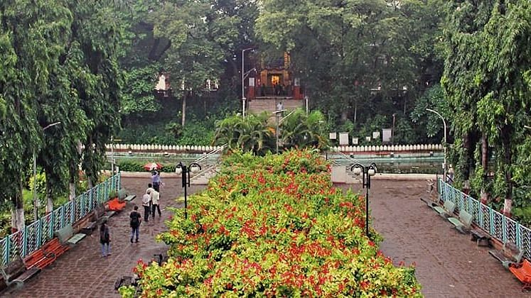 Limited gardens, parks in Pune were allowed to reopen from November 1 last year