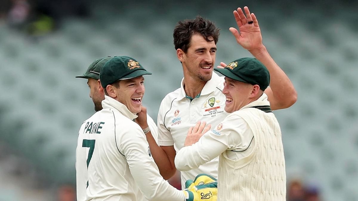 Boxing Day Test: Mitchell Starc becomes ninth Australian bowler to bag 250 wickets