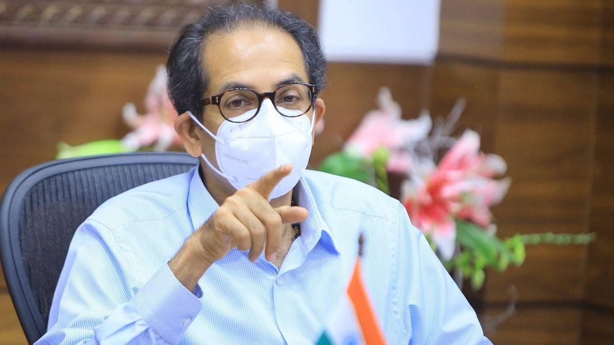 Maharashtra Cheif Minister Uddhav Thackeray