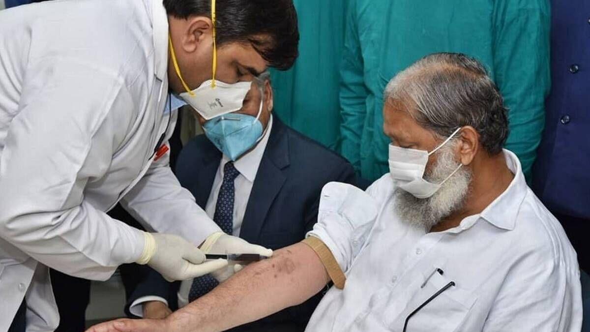 COVID-19 positive Haryana Health Minister shifted Gurugram hospital; condition worsens