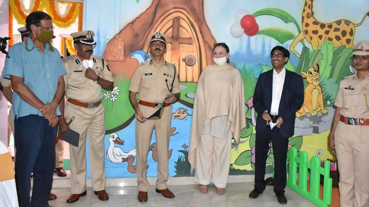 Check Maharashtra's first child-friendly police station in Pune