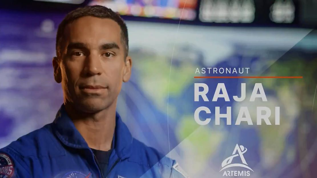 Meet Raja Chari, the only Indian-American selected for NASA's mission to Moon