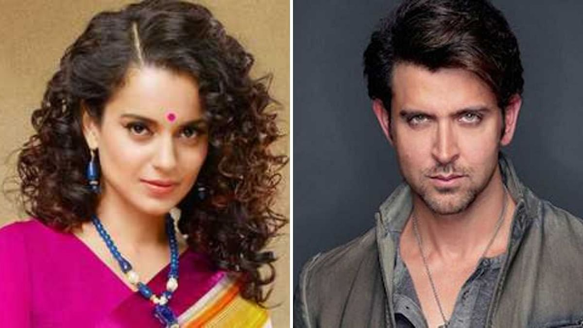 When will you stop crying about a little affair? Kangana Ranaut asks Hrithik Roshan