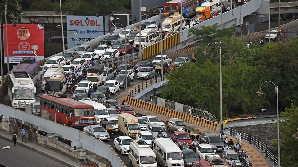 Pune: Christmas weekend results in massive traffic jam; Check which routes witnessed maximum congestion