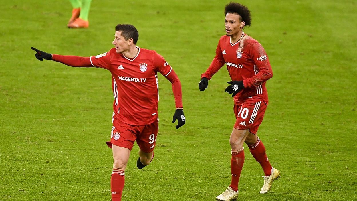 Scorer Bundesliga 2021