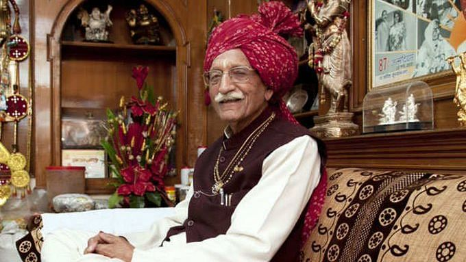 Thank you for spicing up our lives: Dadaji, you will be remembered forever