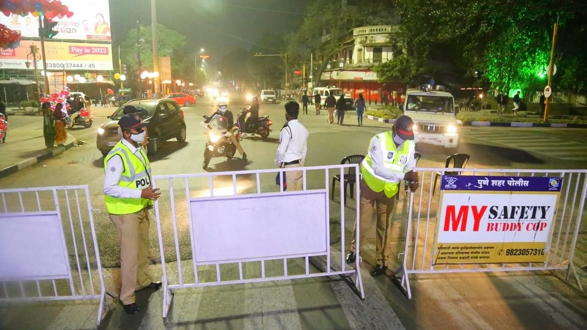 Welcome 2021: New Year celebrations remain low key affair in Pune
