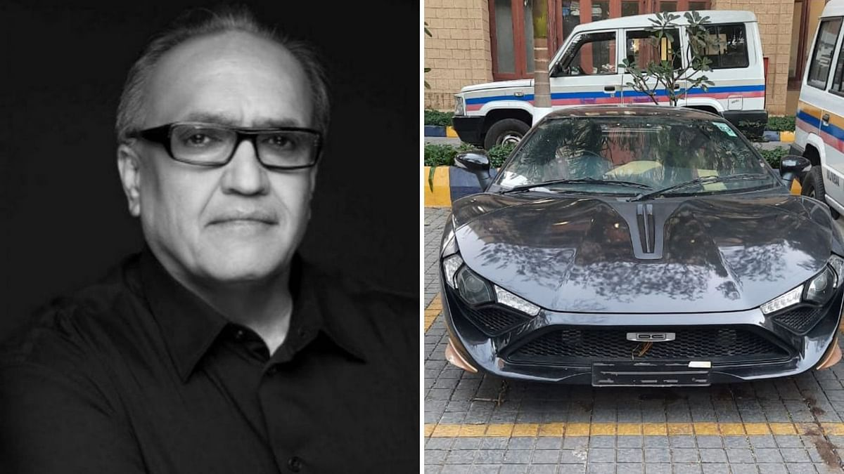 Mumbai: Renowned car designer Dilip Chhabria arrested in forgery case