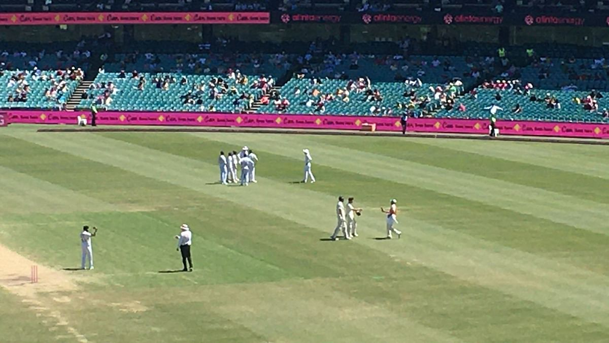 Sydney Test racial abuse: Can't spot fans who racially abused Indians, says Cricket Australia