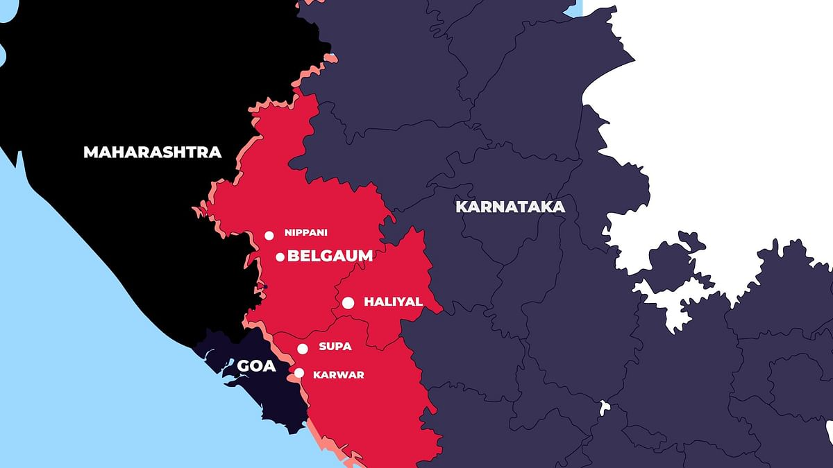 Maharashtra-Karnataka border tussle over Belagavi: All you need to know