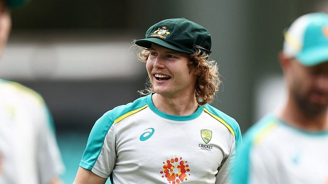 Will Pucovski became the 460th Australian man to wear the Baggy Green