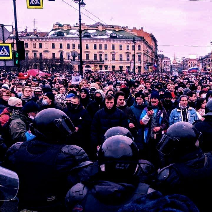 Explained: Massive protests grip Russia and the significance of Alexei Navalny
