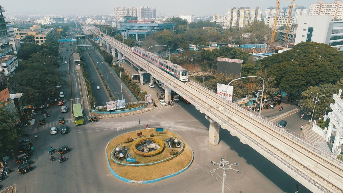 Pune Metro: Trial run between Vanaz to Garware College will be conducted in two months