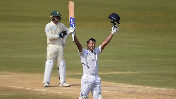 Rohit Sharma in place of Mayank Agarwal for the third Test against Australia