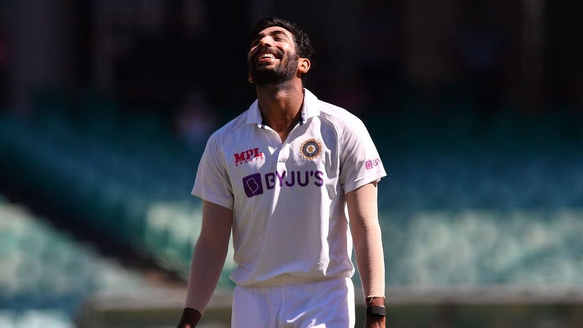 Jasprit Bumrah who bagged 11 wickets at an average of 29.36 in the three Tests so far