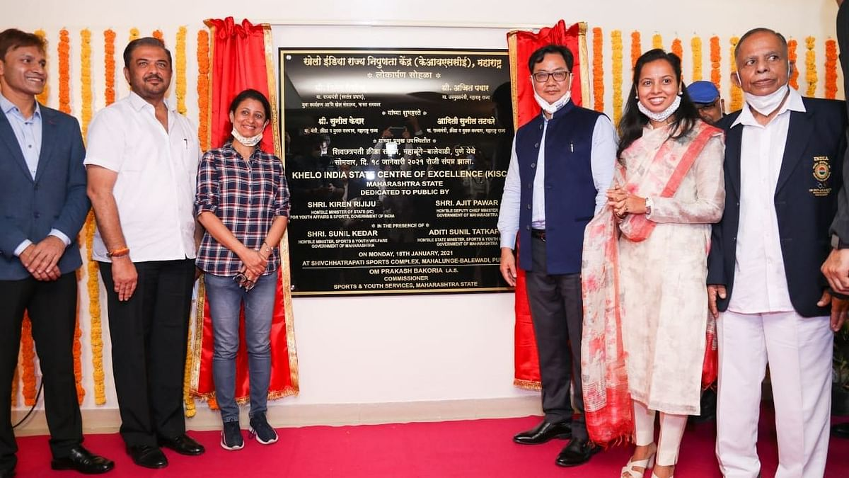 Pune Khelo India centre will focus on shooting, athletics and cycling