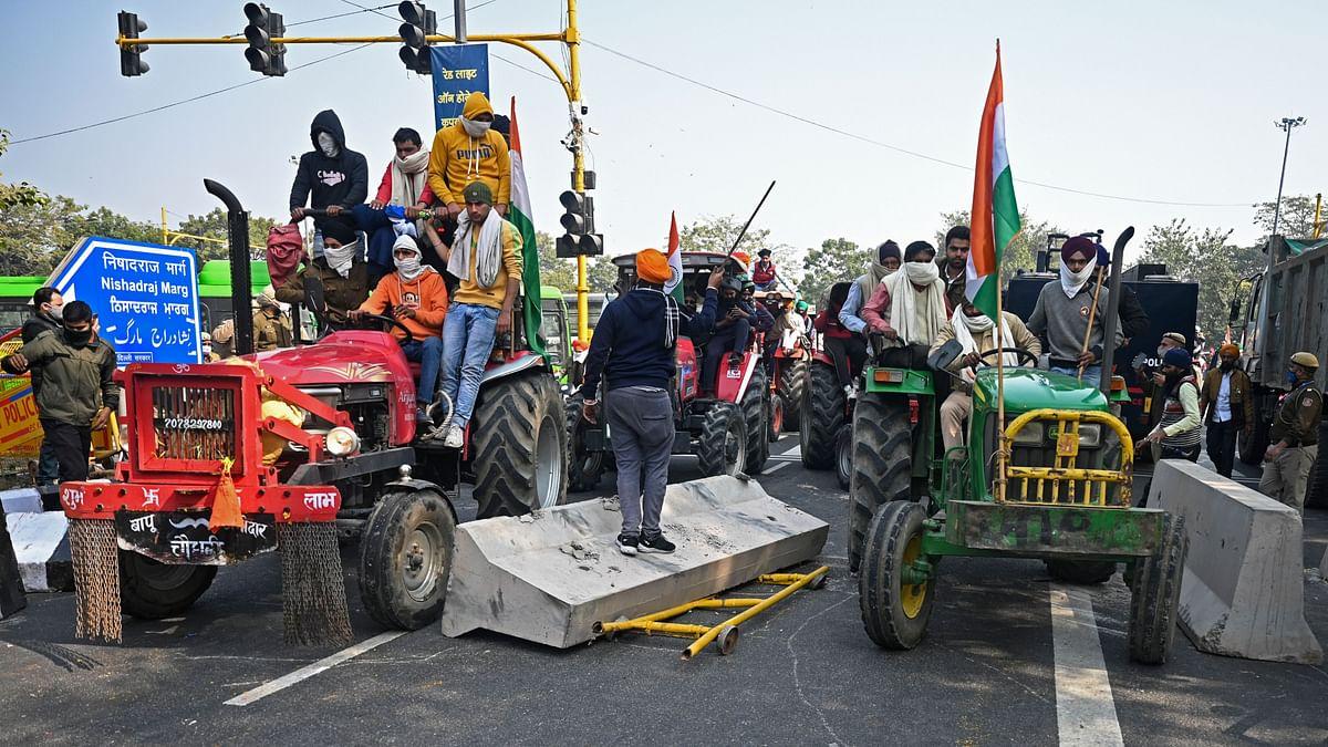 Tractor rally violence in Delhi: Yogendra Yadav, Medha Patkar booked