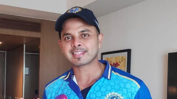 Sreesanth is part of Kerala in ongoing Syed Mushtaq Ali Trophy