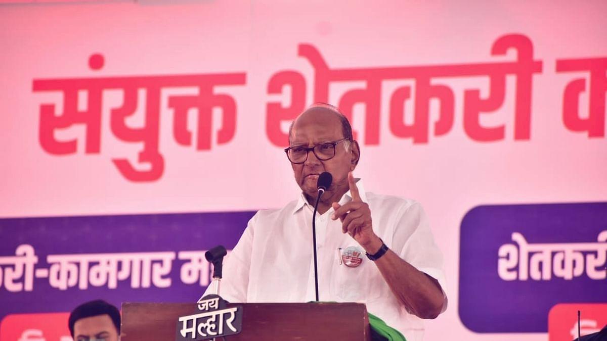 Governor has time to meet Kangana but not farmers: Sharad Pawar at Mumbai farmers' rally