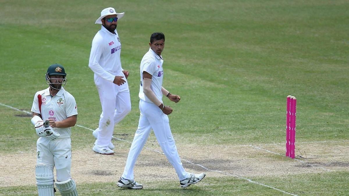 India vs Australia: India's worries mount as Navdeep Saini picks up injury in Brisbane Test