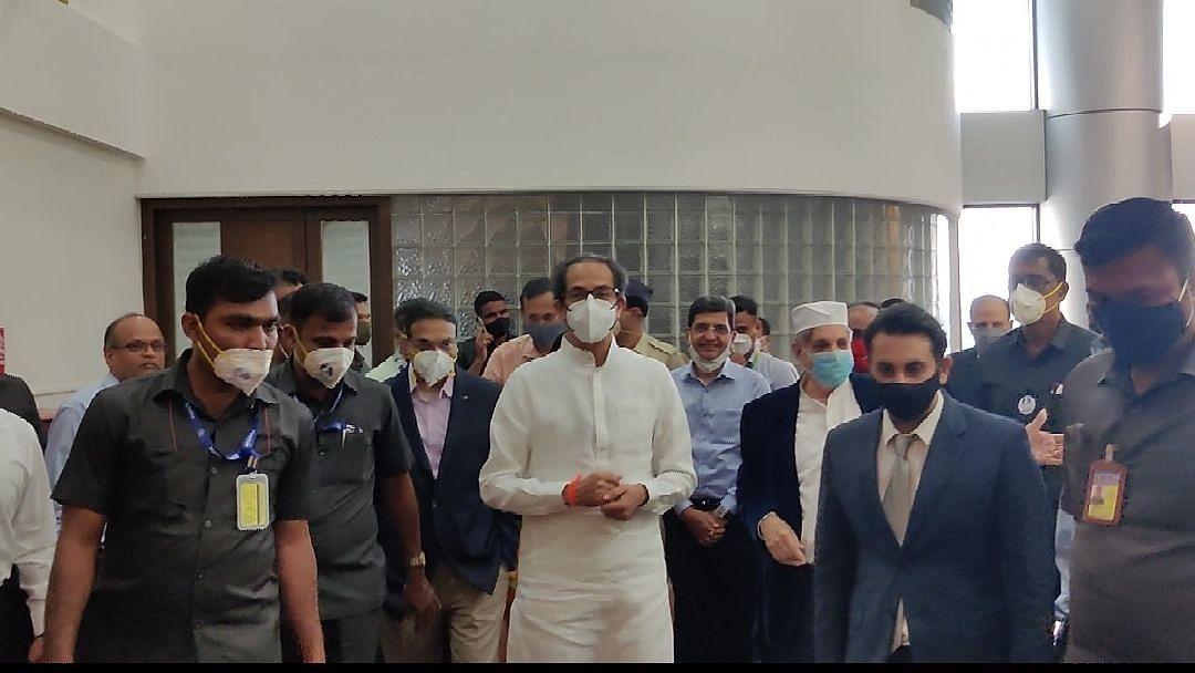 Serum Institute fire incident: COVISHIELD vaccine unit completely safe, says CM Uddhav Thackeray