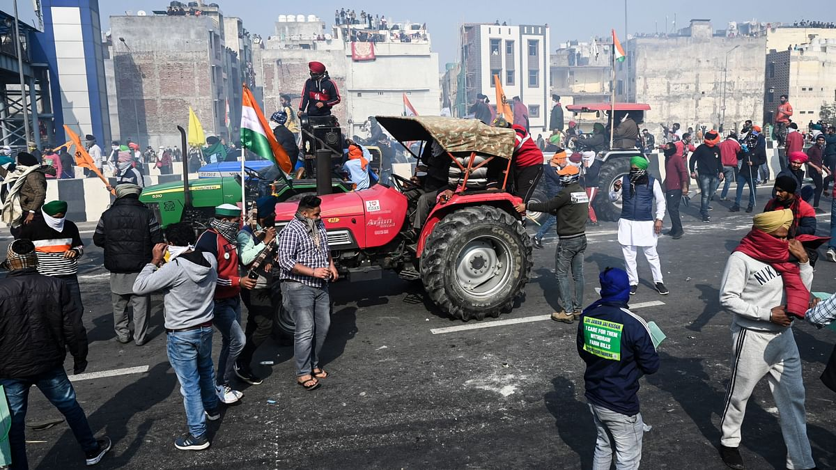 Farmers likely to cancel parliament march on budget day: Reports