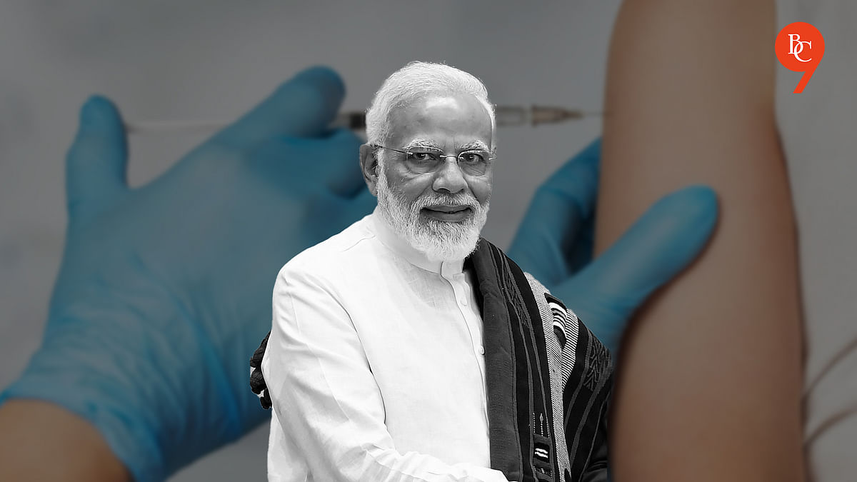 India begins world's biggest vaccination drive