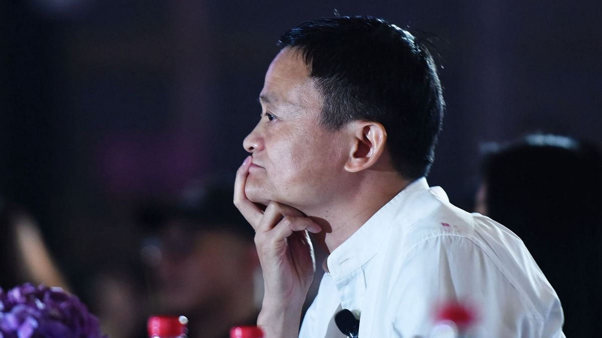 Jack Ma is the co-founder and former executive chairman of Alibaba Group