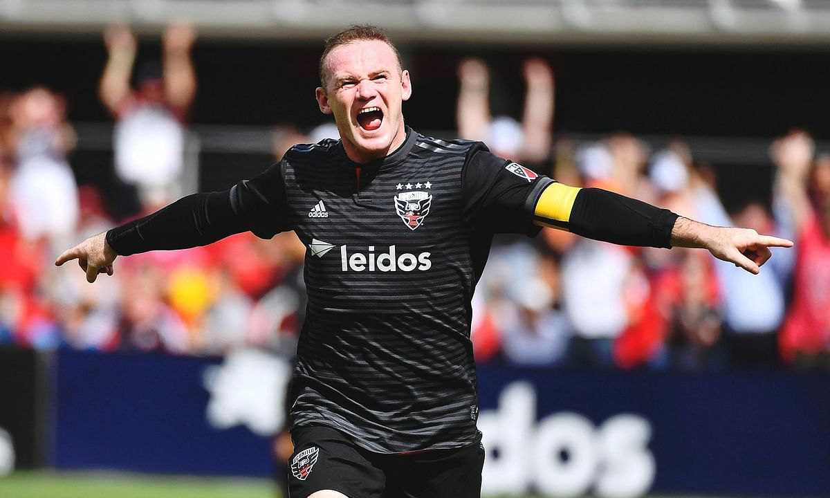 Wayne Rooney is the record goal scorer for Manchester United.