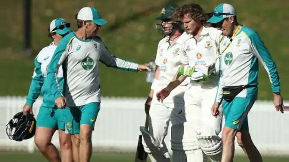 India vs Australia: Marcus Harris replaces injured Pucovski for Brisbane Test