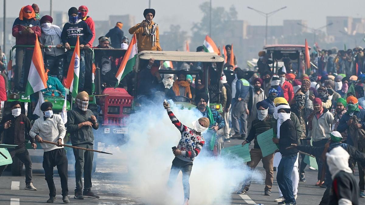 Republic Day ruckus in Delhi: Twitter suspends 300 accounts after tractor rally went violent