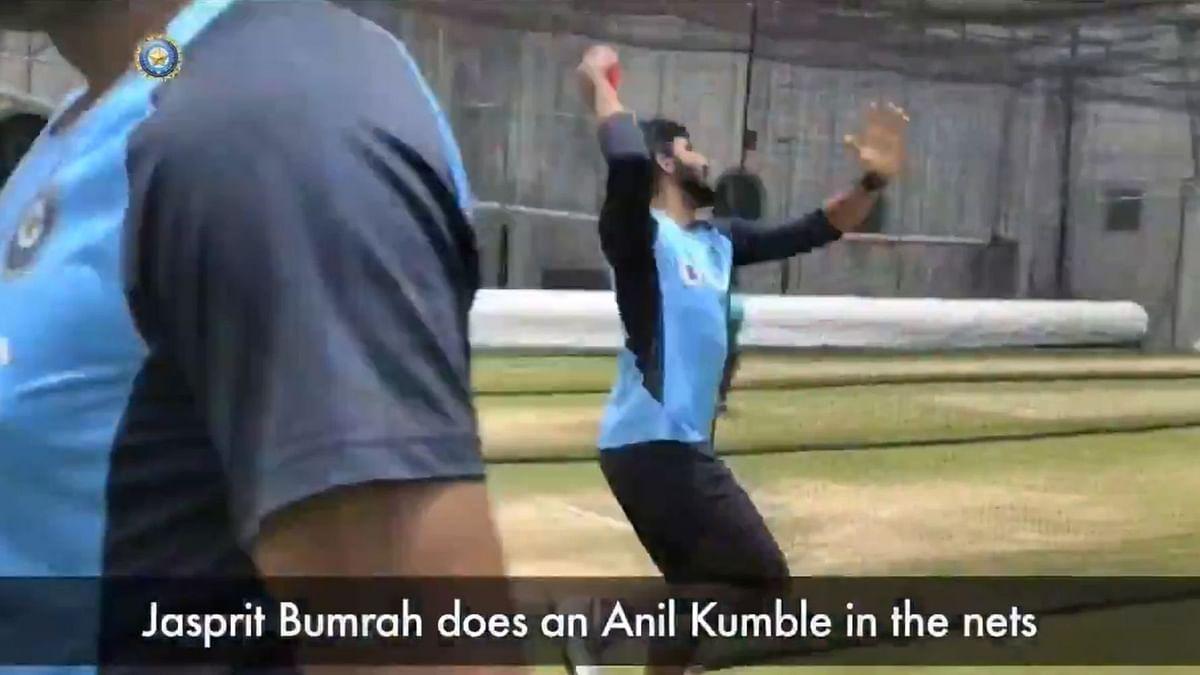 India vs England Test series: Watch how Jasprit Bumrah emulates Anil Kumble's action