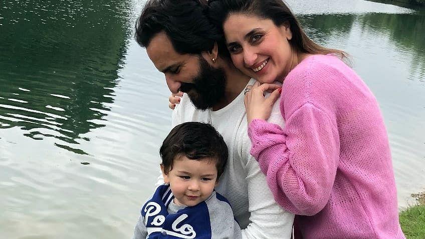 Kareena Kapoor and Saif Ali Khan welcome a baby boy