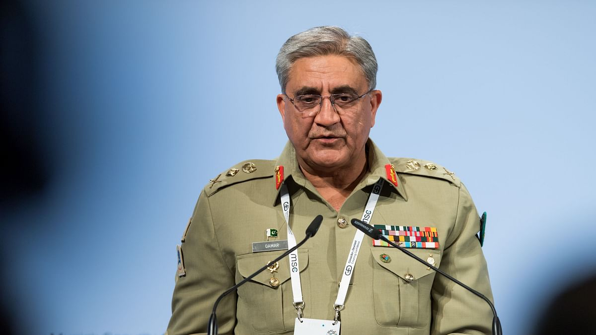 India and Pak must resolve Kashmir issue in peaceful manner, says General Bajwa