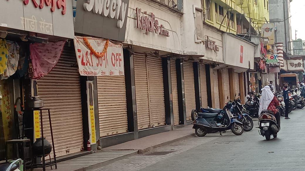 Bharat Bandh: Biz establishments remain shut in Pune